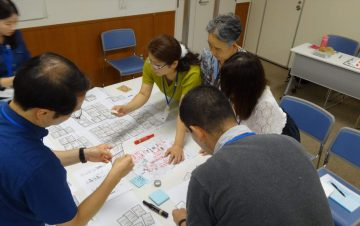 26.HUG避難所運営ゲーム - 上京OPENWEEK2018