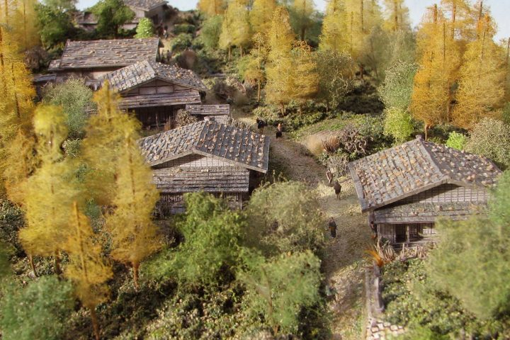 3.世界の建築と風景 -景観模型工房作品展-