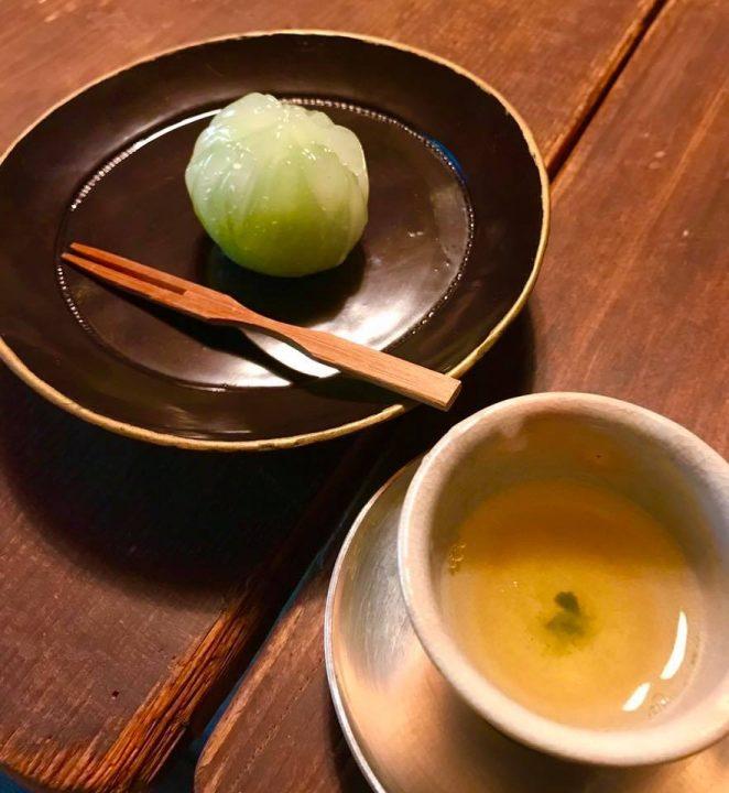 50.京町家で煎茶道体験会